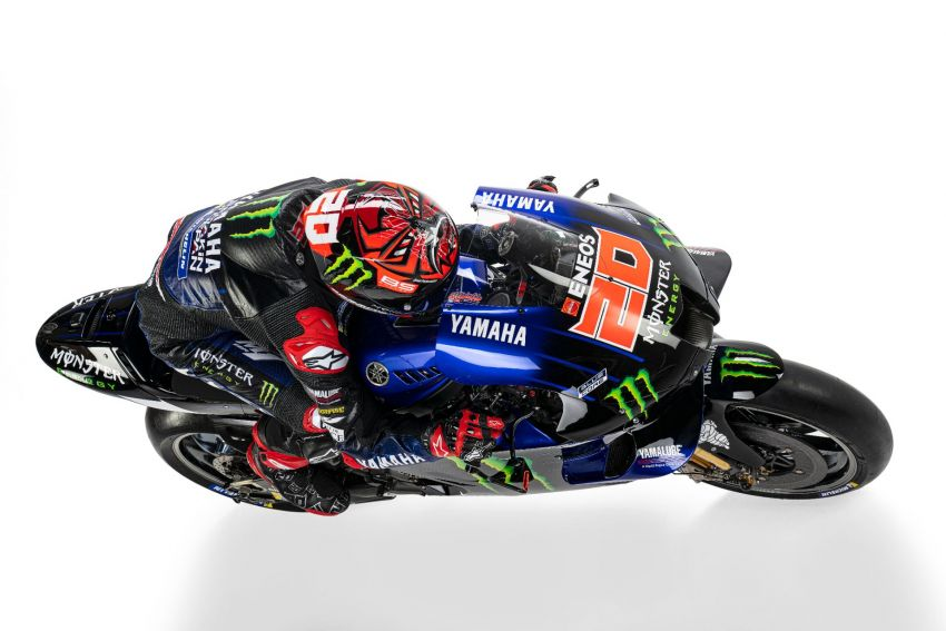 2021 MotoGP: Monster Energy Yamaha MotoGP show their colours – 60 years of Yamaha in Grand Prix Image #1248534