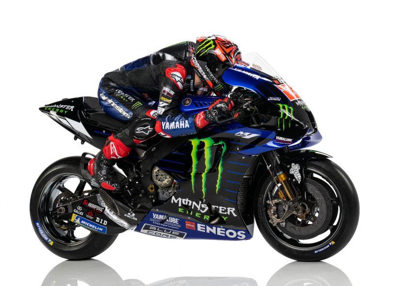 2021 MotoGP: Monster Energy Yamaha MotoGP show their colours – 60 years of Yamaha in Grand Prix Image #1248535