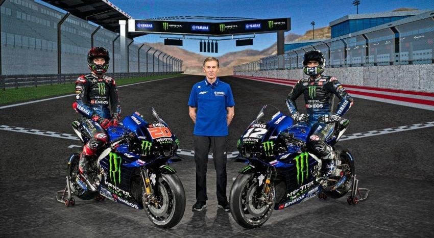 2021 MotoGP: Monster Energy Yamaha MotoGP show their colours – 60 years of Yamaha in Grand Prix Image #1248542