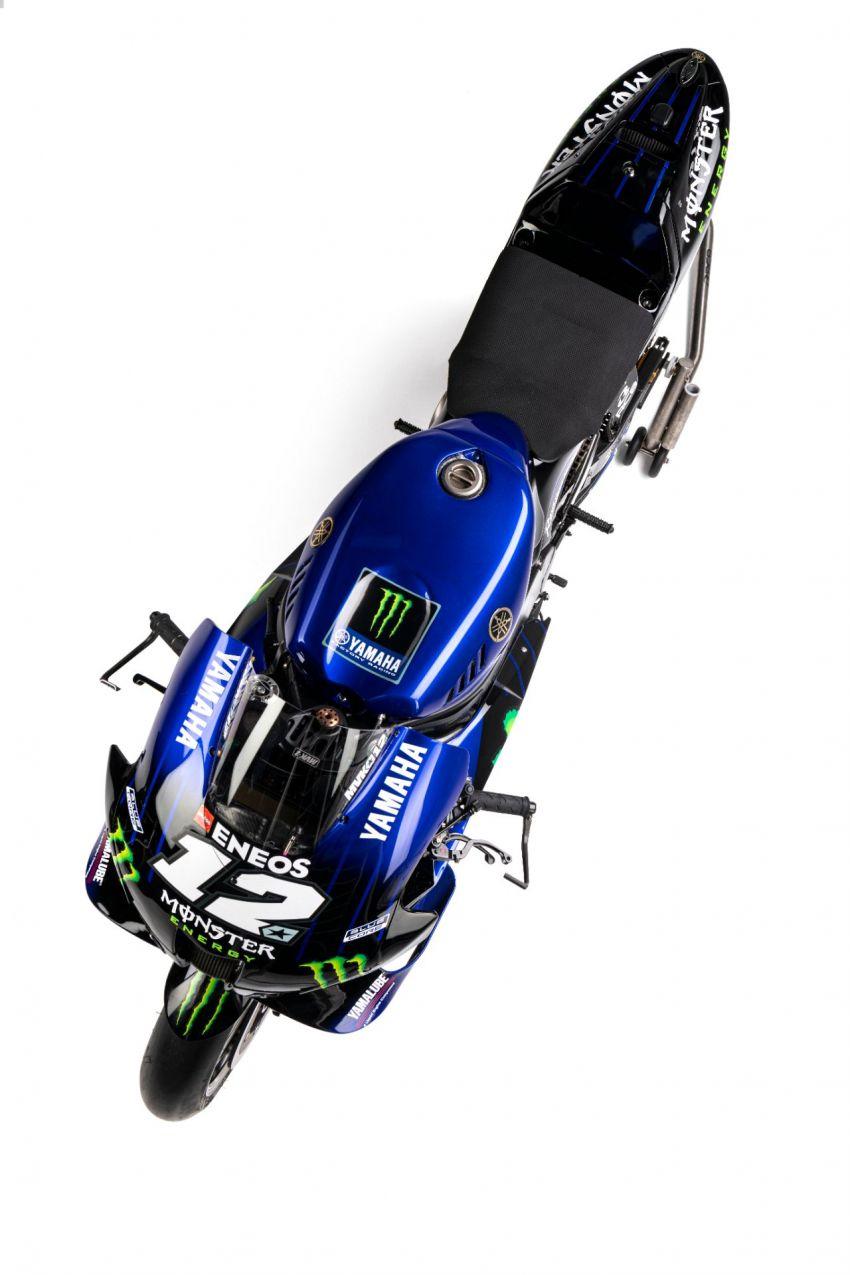 2021 MotoGP: Monster Energy Yamaha MotoGP show their colours – 60 years of Yamaha in Grand Prix Image #1248543