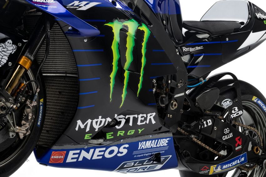 2021 MotoGP: Monster Energy Yamaha MotoGP show their colours – 60 years of Yamaha in Grand Prix Image #1248527