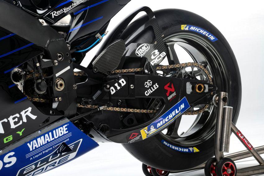2021 MotoGP: Monster Energy Yamaha MotoGP show their colours – 60 years of Yamaha in Grand Prix Image #1248528