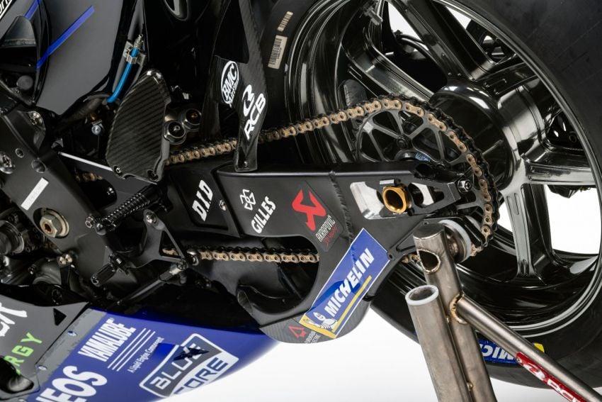2021 MotoGP: Monster Energy Yamaha MotoGP show their colours – 60 years of Yamaha in Grand Prix Image #1248529