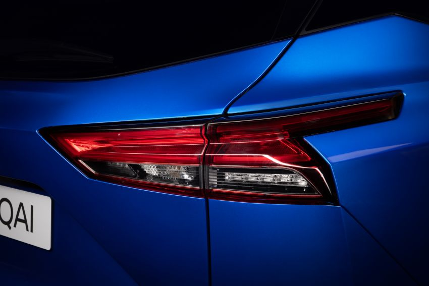 2021 Nissan Qashqai revealed – sharp new looks, tech from X-Trail, new 1.3L mild hybrid, e-Power available Image #1250768