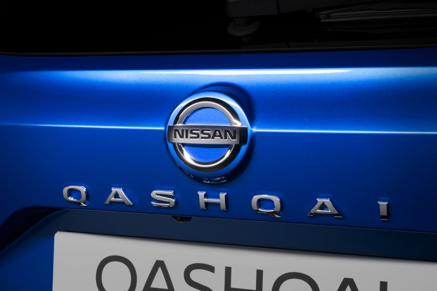 2021 Nissan Qashqai revealed – sharp new looks, tech from X-Trail, new 1.3L mild hybrid, e-Power available Image #1250769