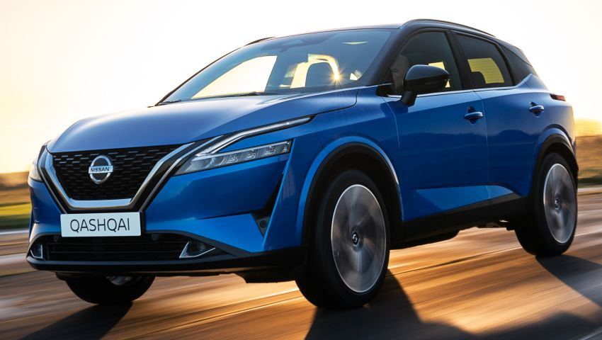 2021 Nissan Qashqai revealed – sharp new looks, tech from X-Trail, new 1.3L mild hybrid, e-Power available Image #1250771