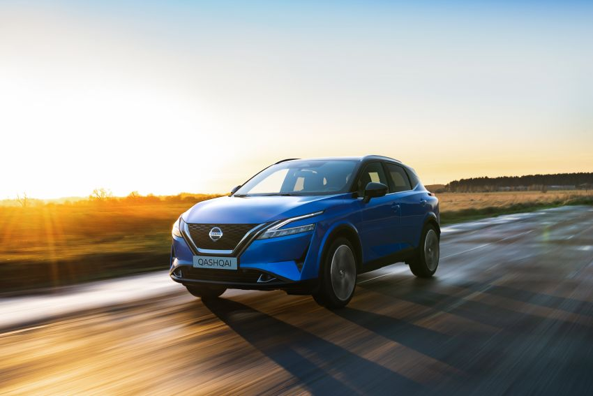 2021 Nissan Qashqai revealed – sharp new looks, tech from X-Trail, new 1.3L mild hybrid, e-Power available Image #1250772