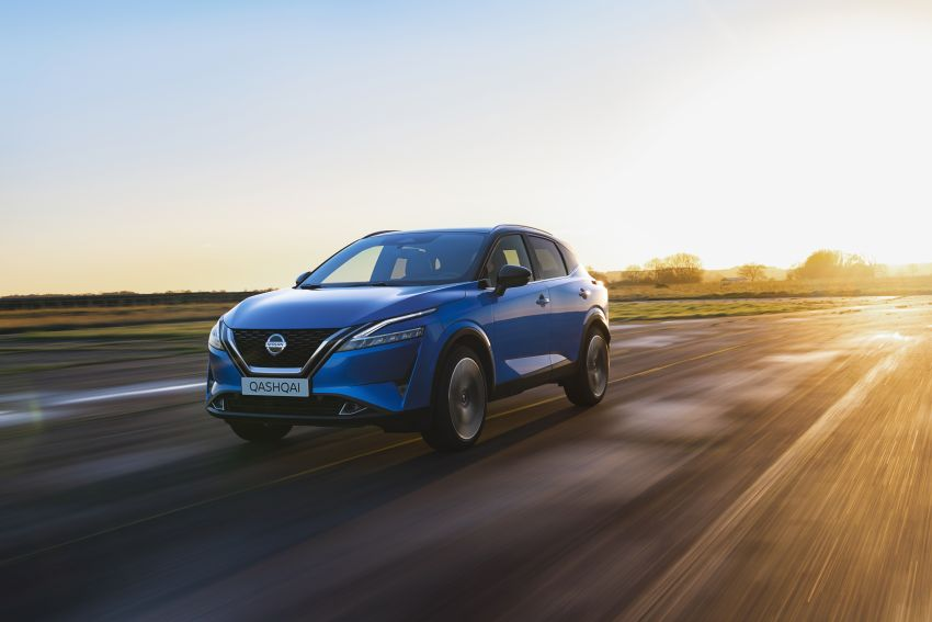2021 Nissan Qashqai revealed – sharp new looks, tech from X-Trail, new 1.3L mild hybrid, e-Power available Image #1250773