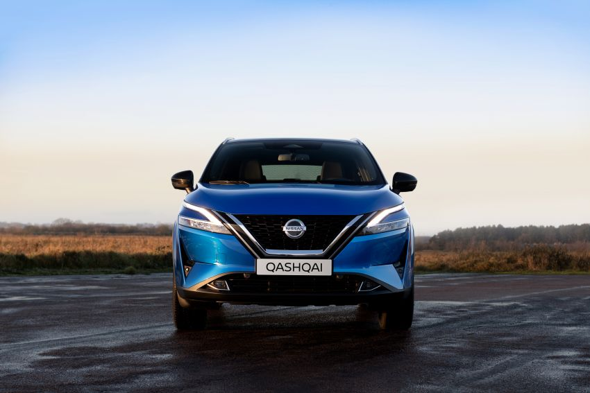 2021 Nissan Qashqai revealed – sharp new looks, tech from X-Trail, new 1.3L mild hybrid, e-Power available Image #1250781