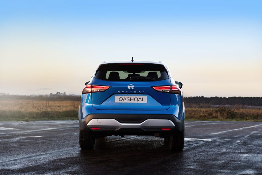 2021 Nissan Qashqai revealed – sharp new looks, tech from X-Trail, new 1.3L mild hybrid, e-Power available Image #1250782