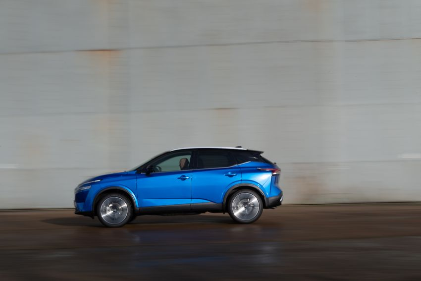 2021 Nissan Qashqai revealed – sharp new looks, tech from X-Trail, new 1.3L mild hybrid, e-Power available Image #1250787