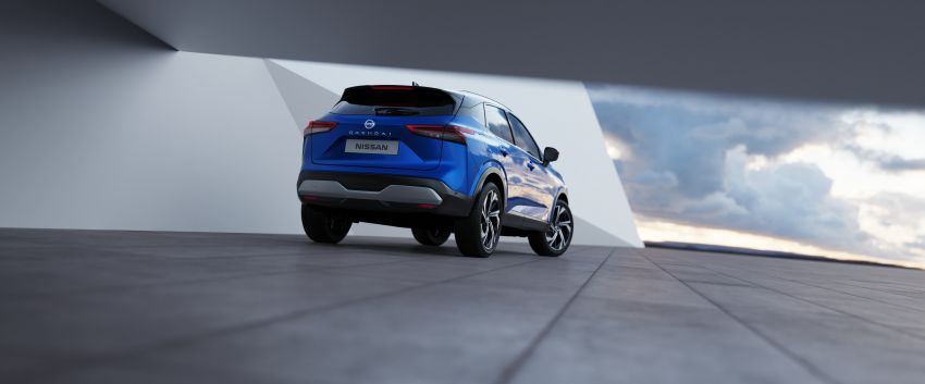 2021 Nissan Qashqai revealed – sharp new looks, tech from X-Trail, new 1.3L mild hybrid, e-Power available Image #1250799