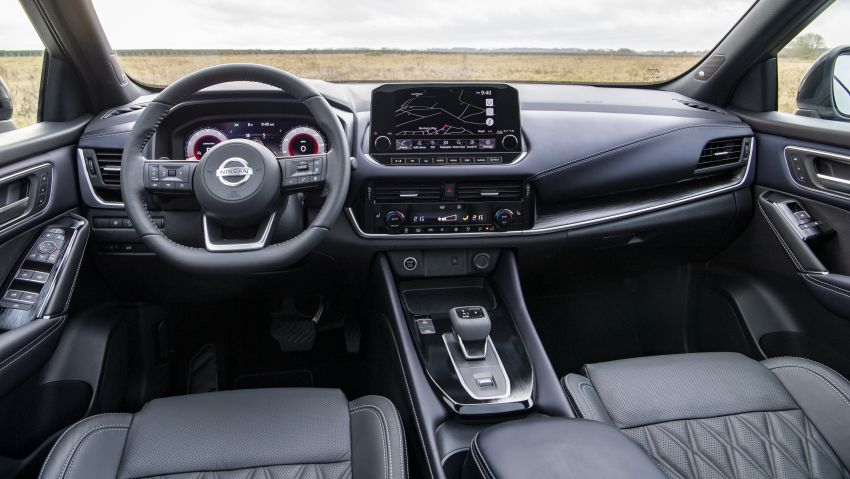 2021 Nissan Qashqai revealed – sharp new looks, tech from X-Trail, new 1.3L mild hybrid, e-Power available Image #1250813