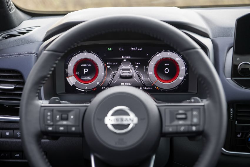 2021 Nissan Qashqai revealed – sharp new looks, tech from X-Trail, new 1.3L mild hybrid, e-Power available Image #1250818