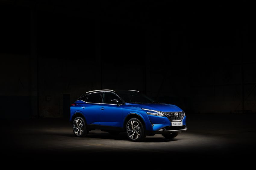 2021 Nissan Qashqai revealed – sharp new looks, tech from X-Trail, new 1.3L mild hybrid, e-Power available Image #1250761