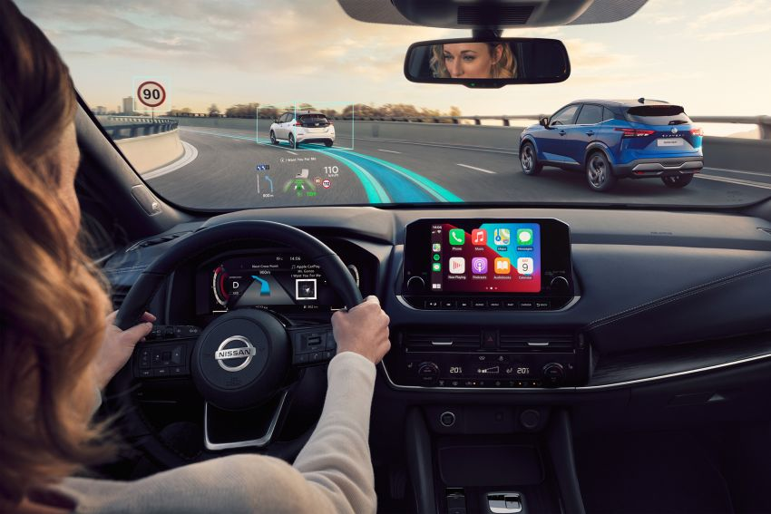 2021 Nissan Qashqai revealed – sharp new looks, tech from X-Trail, new 1.3L mild hybrid, e-Power available Image #1250853