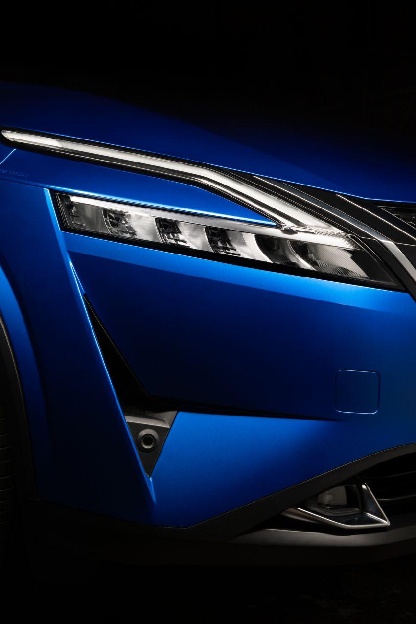 2021 Nissan Qashqai teased again, February 18 reveal Image #1244982