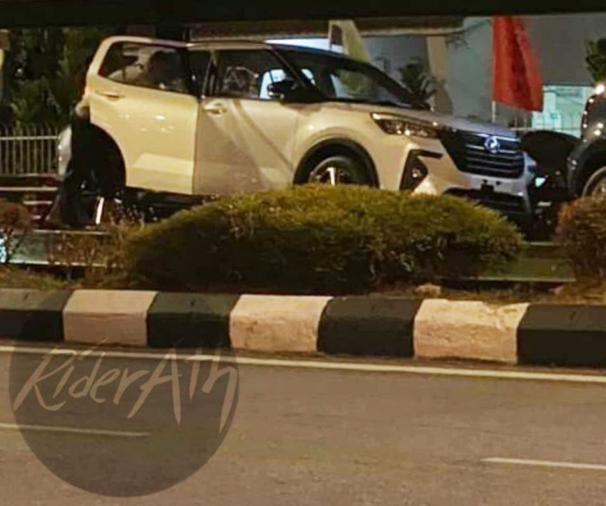SPYSHOTS: Perodua Ativa spotted undisguised ahead of March 3 debut – different from the Daihatsu Rocky Image #1255515