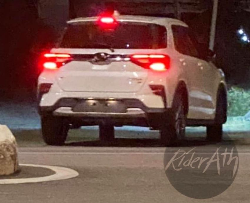 SPYSHOTS: Perodua Ativa spotted undisguised ahead of March 3 debut – different from the Daihatsu Rocky Image #1255516