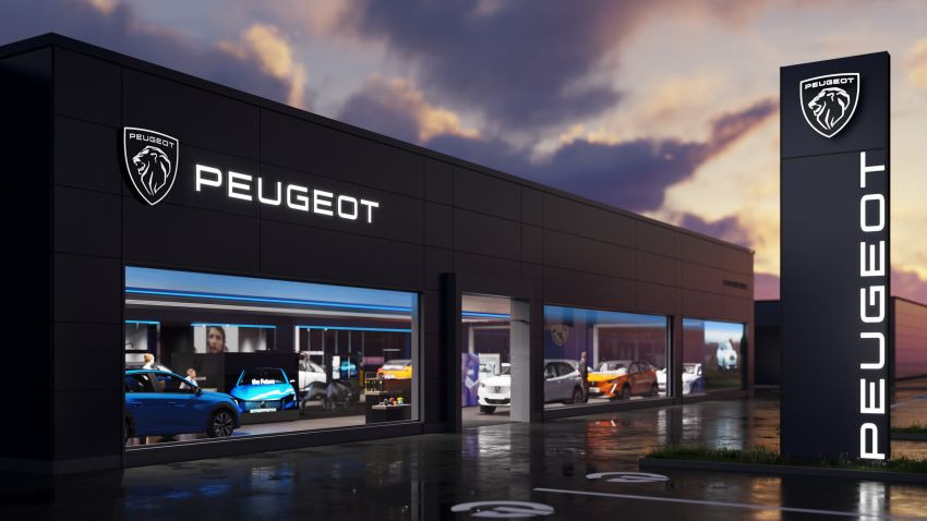 Peugeot unveils new brand identity, logo; 80% of all vehicles sold to be electrified by end of this year Image #1254421