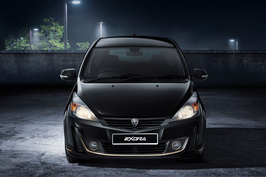 2021 Proton Exora Black Edition launched – RM67,800 Image #1250340