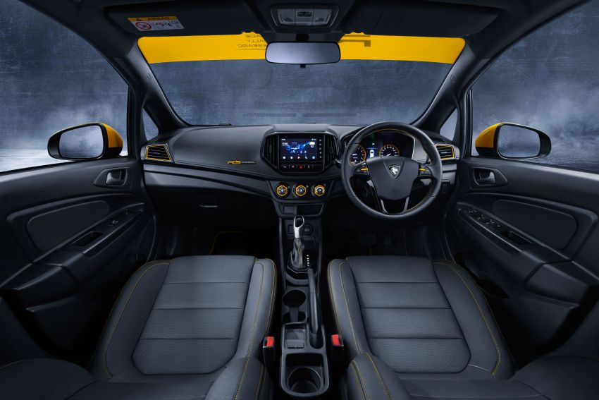 2021 Proton Iriz R3 Limited Edition now in Malaysia – 500 units only, R3 decals, 16-inch wheels; RM52,900 Image #1250304