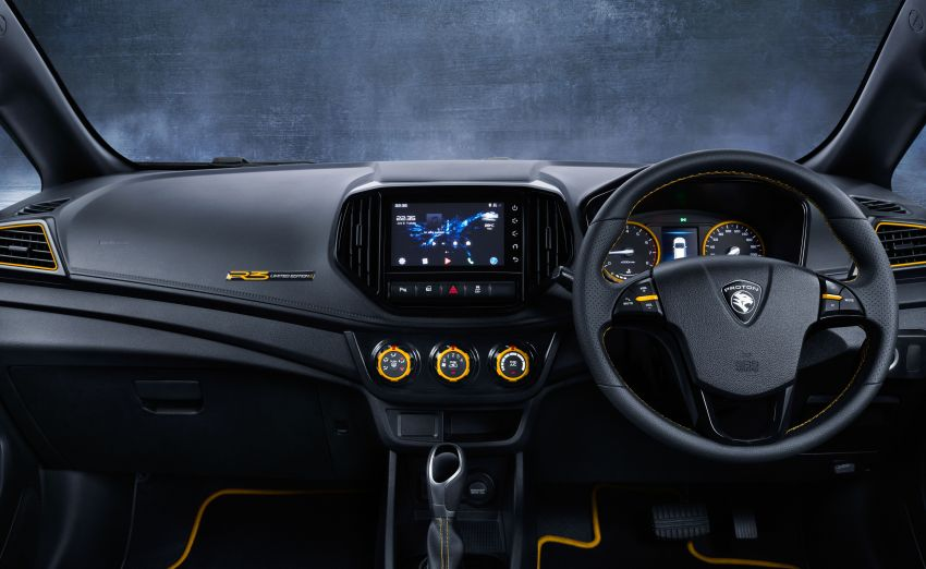 2021 Proton Iriz R3 Limited Edition now in Malaysia – 500 units only, R3 decals, 16-inch wheels; RM52,900 Image #1250305