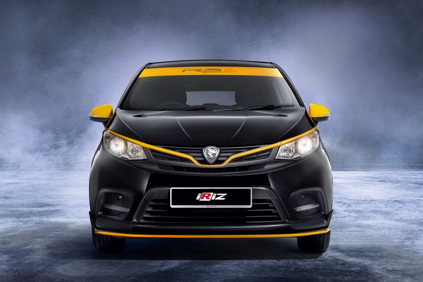2021 Proton Iriz R3 Limited Edition now in Malaysia – 500 units only, R3 decals, 16-inch wheels; RM52,900 Image #1250307