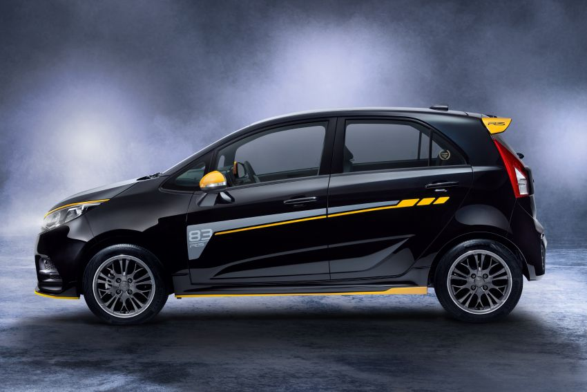 2021 Proton Iriz R3 Limited Edition now in Malaysia – 500 units only, R3 decals, 16-inch wheels; RM52,900 Image #1250308