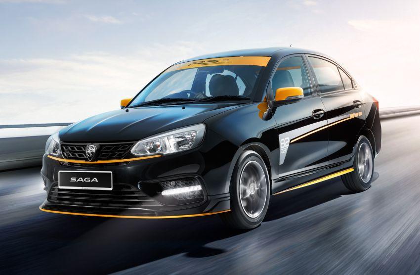 Proton Saga R3 Limited Edition 2021 dilancarkan — edisi terhad 2,000 unit, RM42,300 hingga 30 Jun 2021 Image #1250580