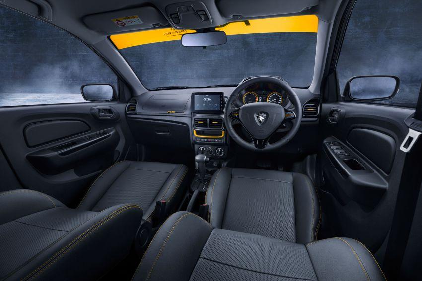 Proton Saga R3 Limited Edition 2021 dilancarkan — edisi terhad 2,000 unit, RM42,300 hingga 30 Jun 2021 Image #1250581