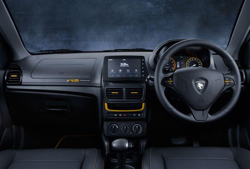 Proton Saga R3 Limited Edition 2021 dilancarkan — edisi terhad 2,000 unit, RM42,300 hingga 30 Jun 2021 Image #1250582