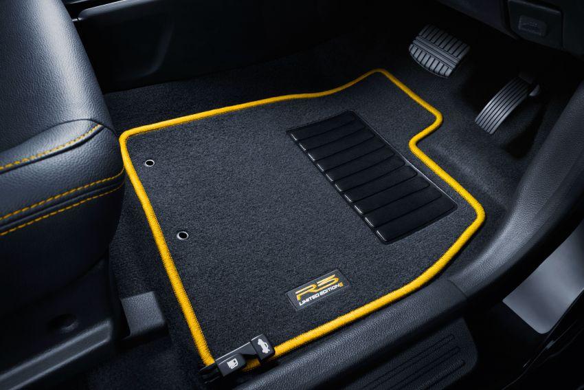 Proton Saga R3 Limited Edition – 2,000 units, RM42k Image #1250325