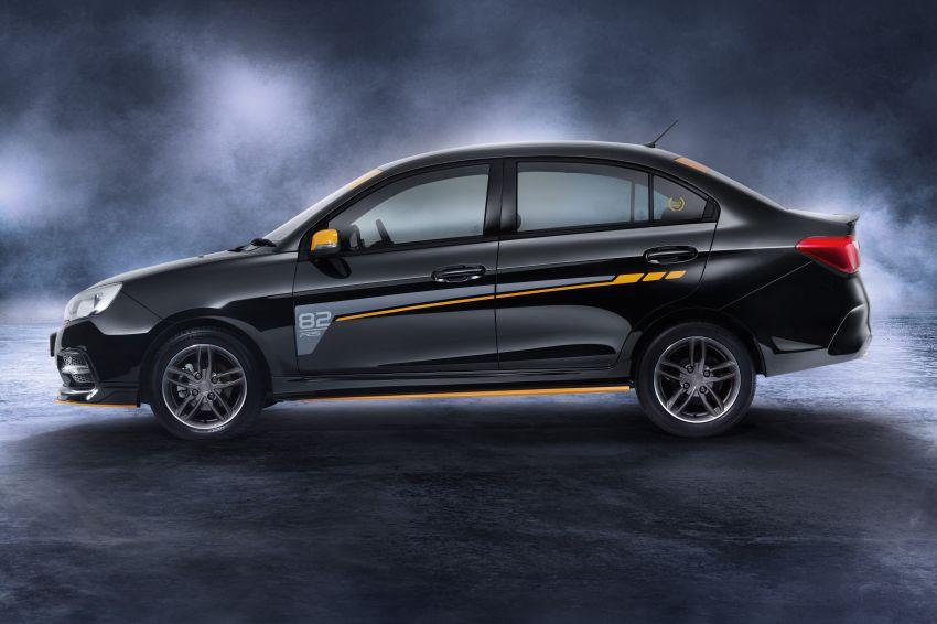 Proton Saga R3 Limited Edition 2021 dilancarkan — edisi terhad 2,000 unit, RM42,300 hingga 30 Jun 2021 Image #1250586