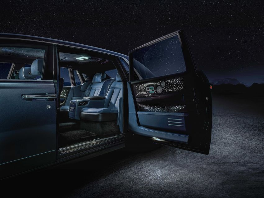 2021 Rolls-Royce Phantom Tempus Collection debuts – bespoke model inspired by time, limited to 20 units! Image #1252955