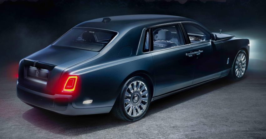 2021 Rolls-Royce Phantom Tempus Collection debuts – bespoke model inspired by time, limited to 20 units! Image #1252948