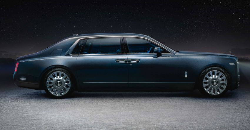 2021 Rolls-Royce Phantom Tempus Collection debuts – bespoke model inspired by time, limited to 20 units! Image #1252949