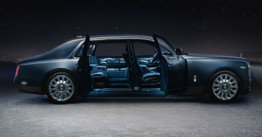 2021 Rolls-Royce Phantom Tempus Collection debuts – bespoke model inspired by time, limited to 20 units! Image #1252950