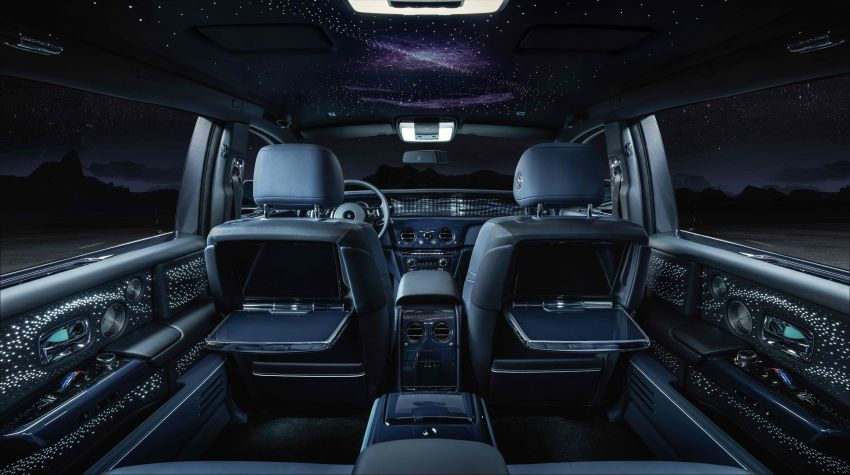 2021 Rolls-Royce Phantom Tempus Collection debuts – bespoke model inspired by time, limited to 20 units! Image #1252952