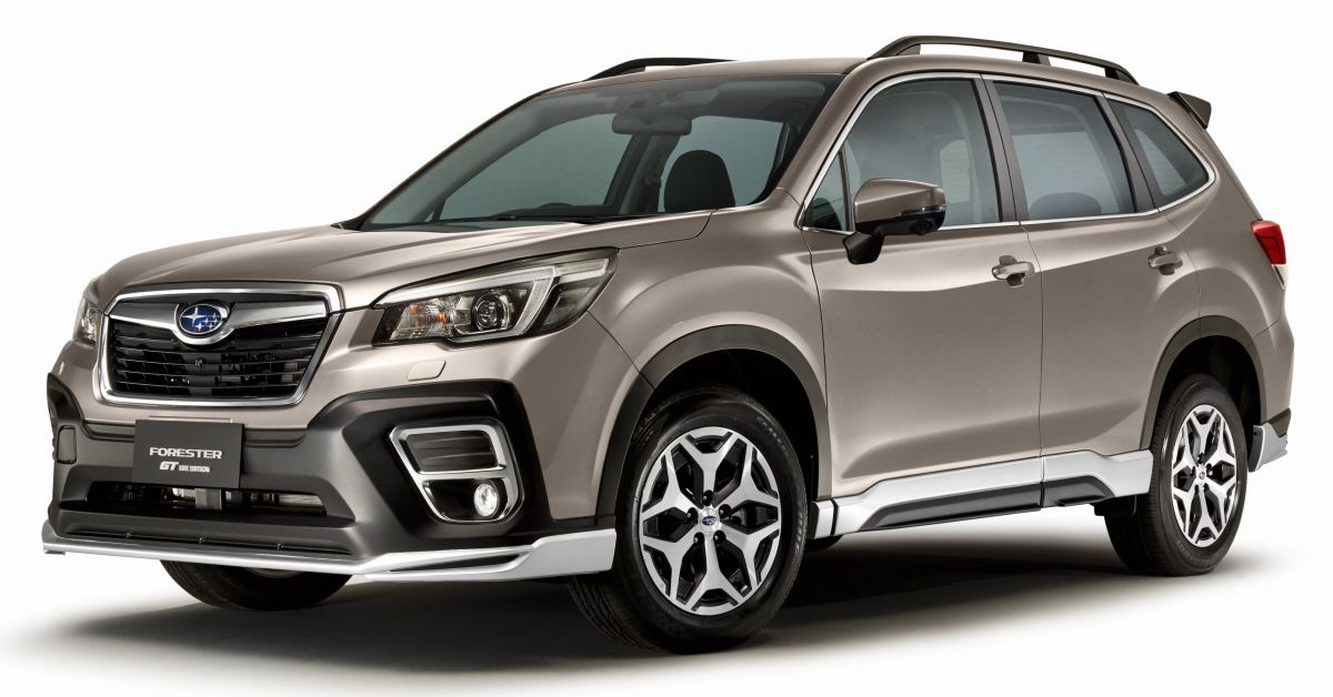 2021 Subaru Forester 2.0i-L GT Lite Edition launched in ...
