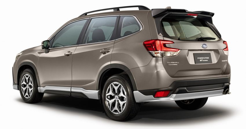 2021 Subaru Forester 2.0i-L GT Lite Edition launched in Malaysia – SUV with body kit; priced at RM163,788 Image #1245531