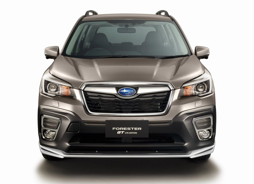 2021 Subaru Forester 2.0i-L GT Lite Edition launched in Malaysia – SUV with body kit; priced at RM163,788 Image #1245532