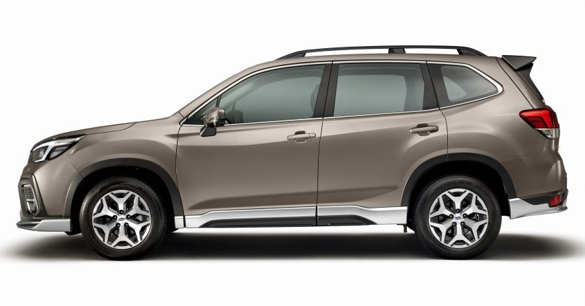 2021 Subaru Forester 2.0i-L GT Lite Edition launched in Malaysia – SUV with body kit; priced at RM163,788 Image #1245534