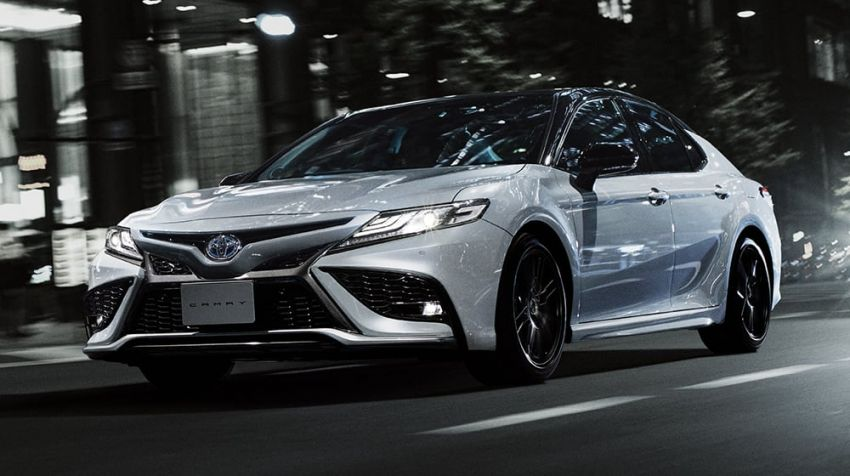 2021 Toyota Camry facelift now in Japan, from RM134k Image #1242971