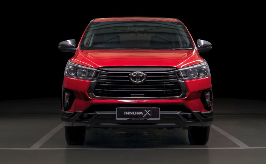 2021 Toyota Innova facelift launched in Malaysia – 2.0E, 2.0G and 2.0X, priced from RM112k to RM130k Image #1243042