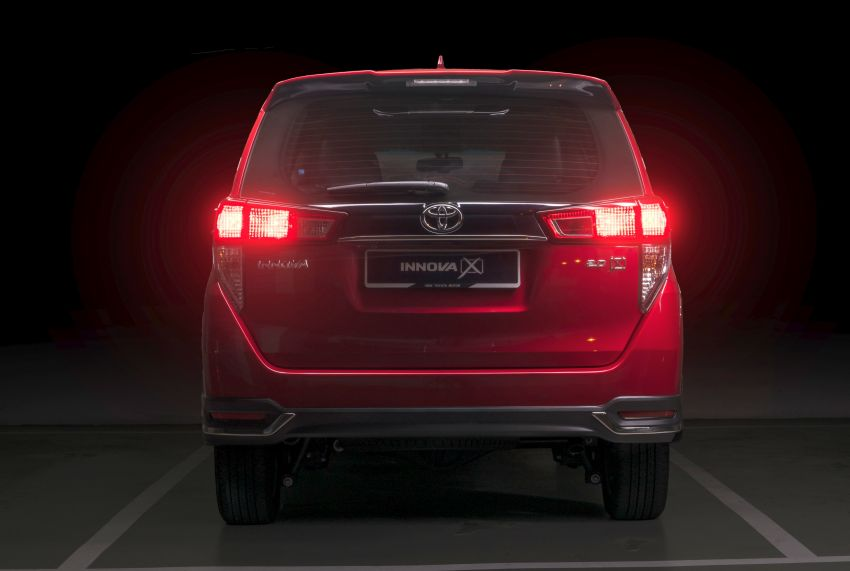 2021 Toyota Innova facelift launched in Malaysia – 2.0E, 2.0G and 2.0X, priced from RM112k to RM130k Image #1243048