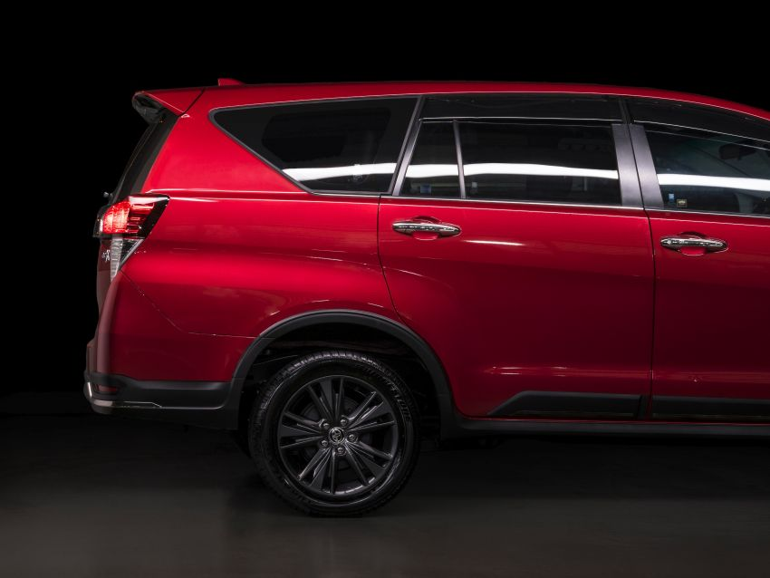 2021 Toyota Innova facelift launched in Malaysia – 2.0E, 2.0G and 2.0X, priced from RM112k to RM130k Image #1243058