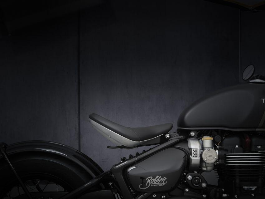 2021 Triumph Bonneville range gets model updates Image #1253229
