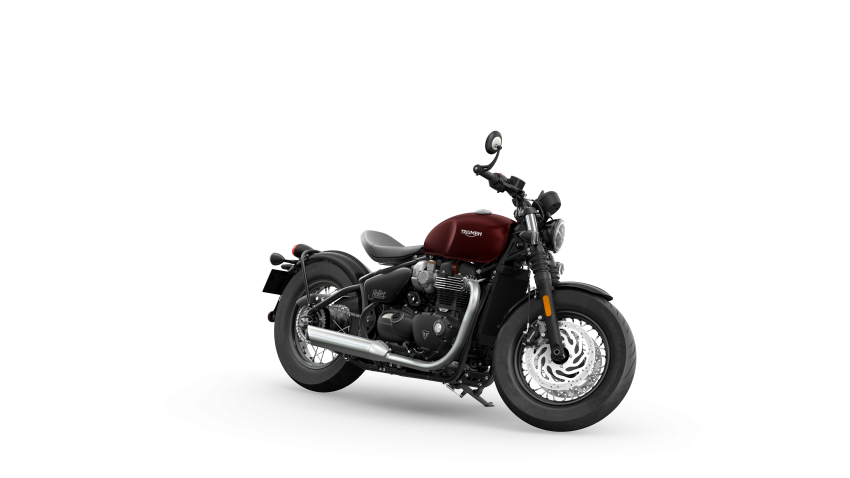 2021 Triumph Bonneville range gets model updates Image #1253215