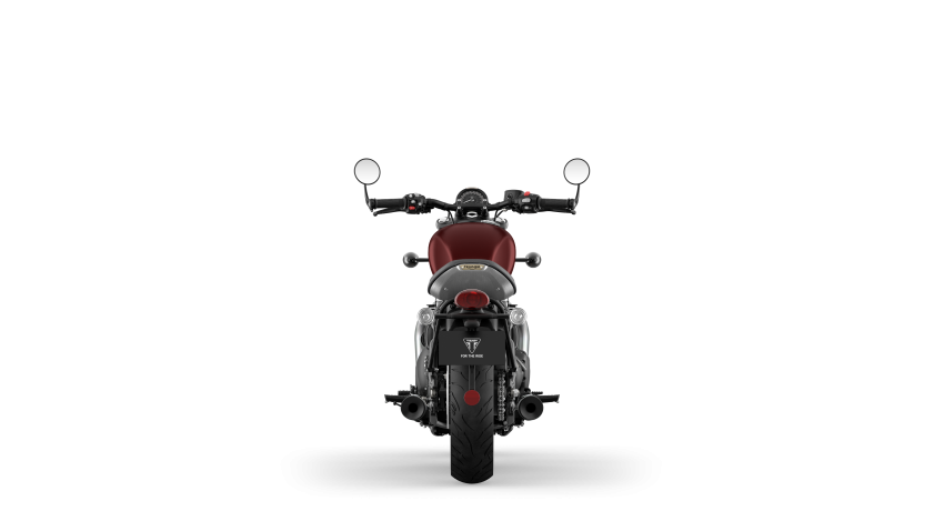 2021 Triumph Bonneville range gets model updates Image #1253216
